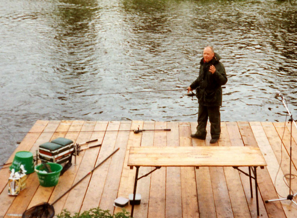 Andrew Kennedy reminisces about the sad demise of Chatsworth Angling Fair