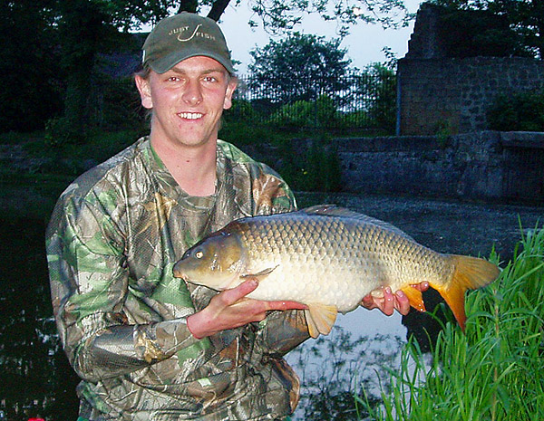 Double figure Common Carp