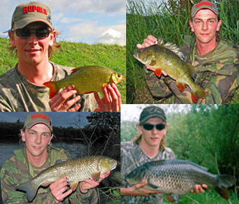 Article about a Flexible Approach to Fishing, by Andrew Kennedy