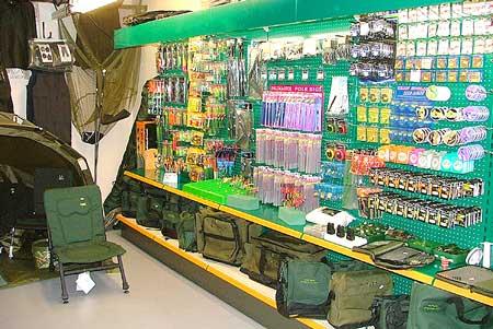 Tibshelf Angling Centre Review Amp Contact Details Tibshelf