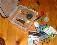 Part 2 of Andrew Kennedy's guide to Travel Fishing Tackle
