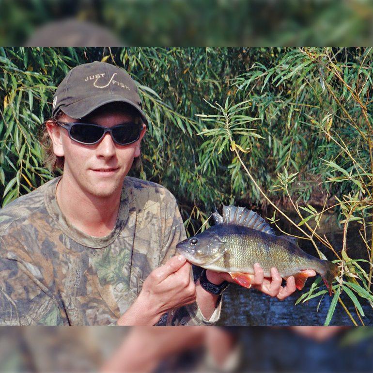 Hunting a 3lb Perch