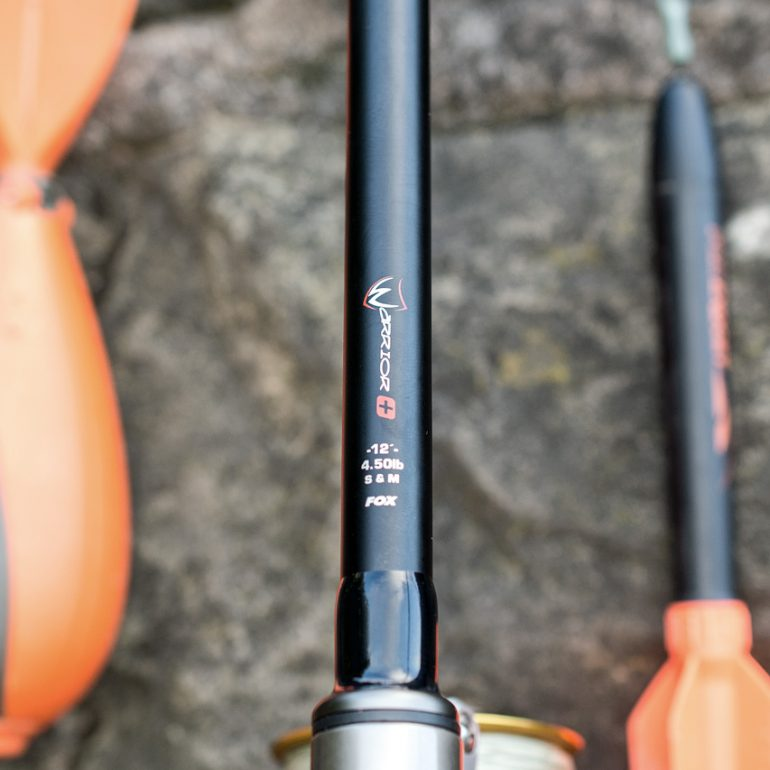 Fox Warrior+ S&M Rod – Duo Spod Rod Marker Rod – Tackle Review