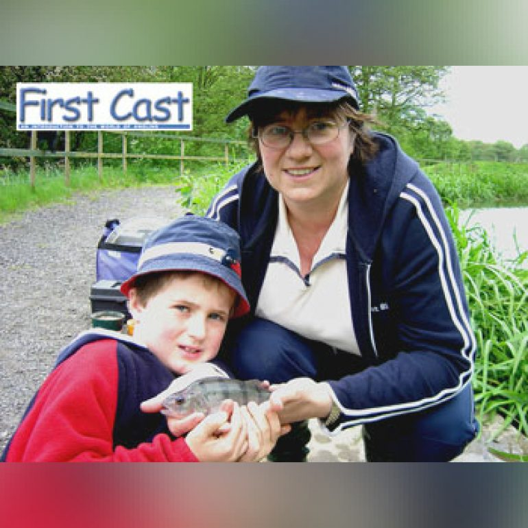First Cast – Angling Coaching Sessions – Learn to Fish!